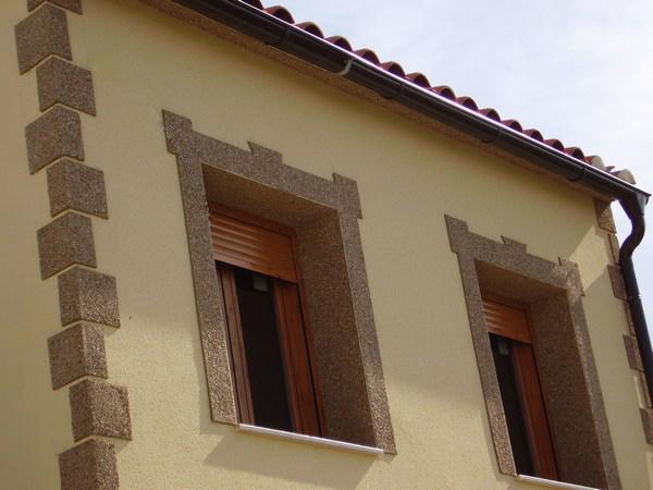Fachadas y canalones recanal canalones en zamora - Revestimientos de fachadas ...