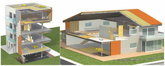 Fachadas y canalones recanal canalones en zamora aislamientos - Pintura aislante termica interior ...